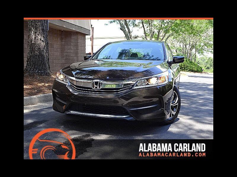 Honda Accord LX Sedan CVT 2016