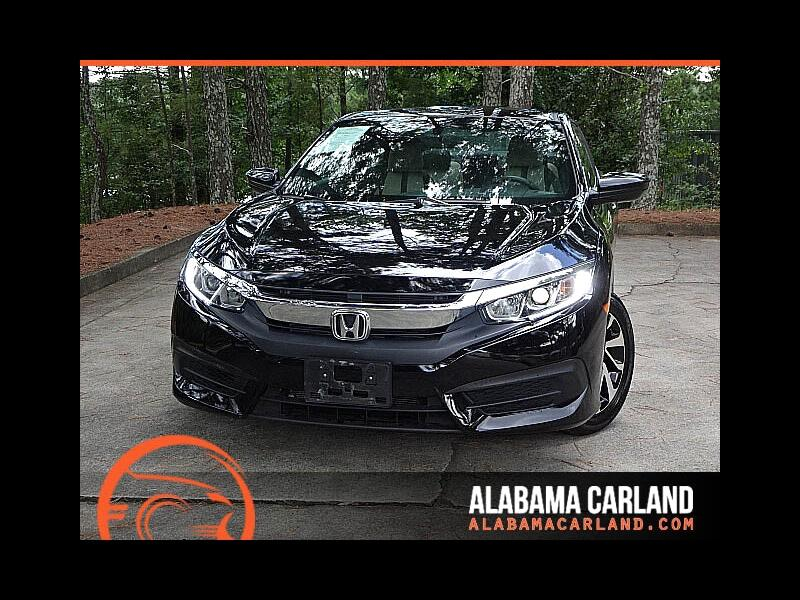 Honda Civic LX-P Coupe CVT 2017