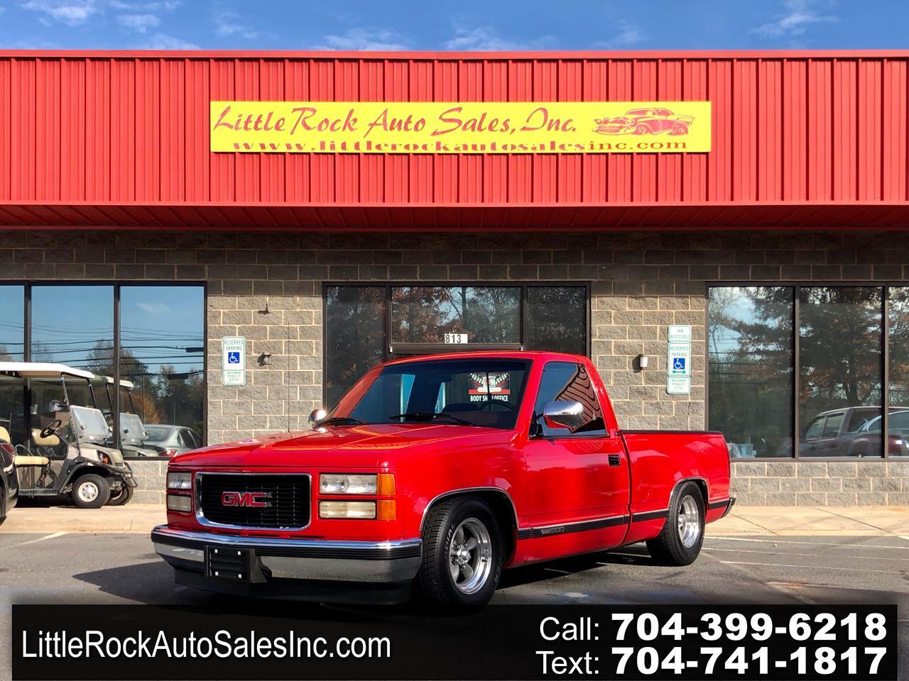 GMC Sierra C/K 1500 Special Reg. Cab 6.5-ft. Bed 2WD 1994