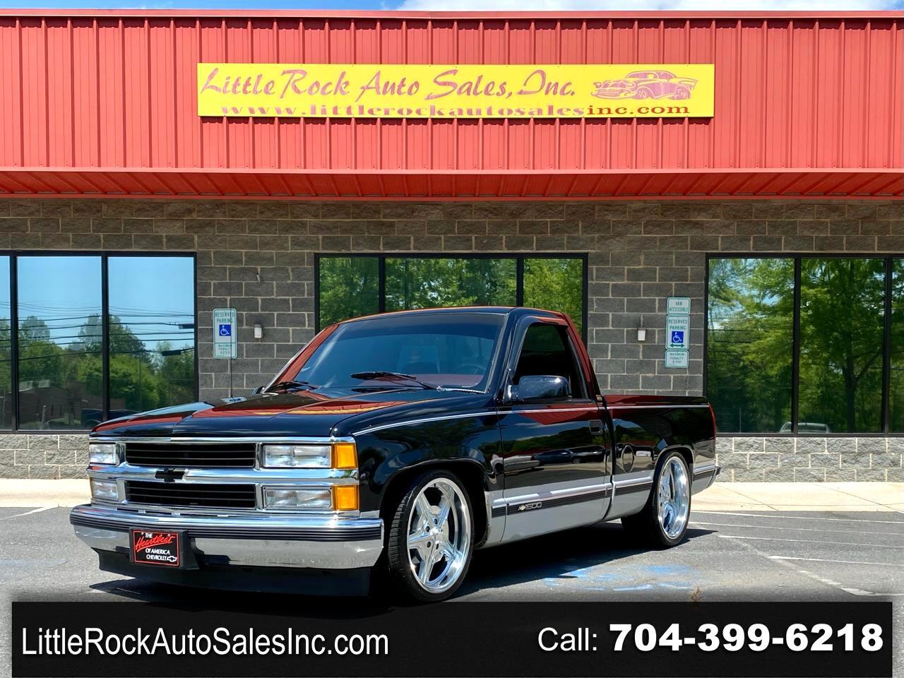 """Chevrolet C/K 1500 Reg Cab 117.5"""" WB 1995"""