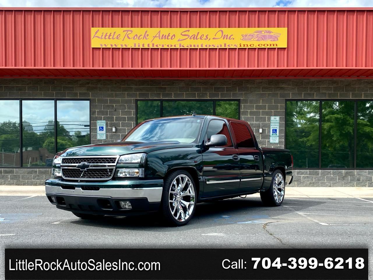 "Chevrolet Silverado 1500 Crew Cab 143.5"" WB 2WD LT3 2006"