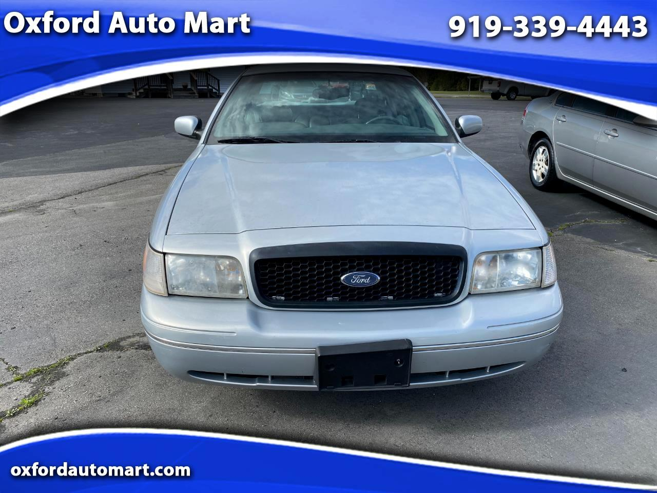 Ford Crown Victoria LX 1999