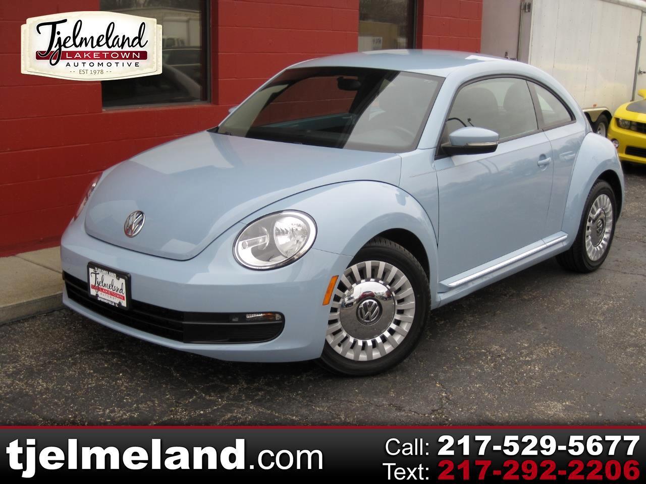 Volkswagen Beetle Coupe 2dr Auto 2.5L 2013
