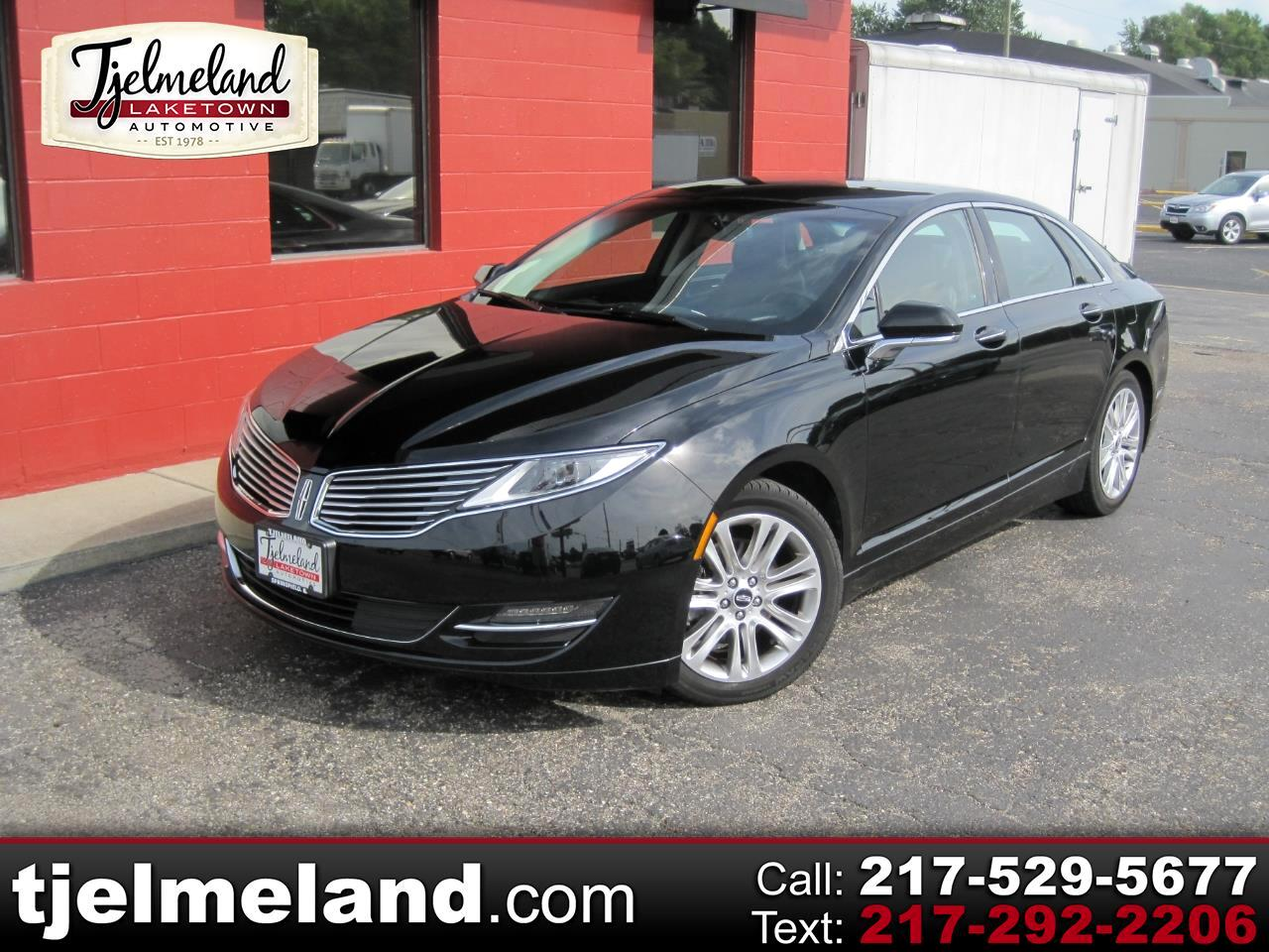 Lincoln MKZ 4dr Sdn FWD 2016