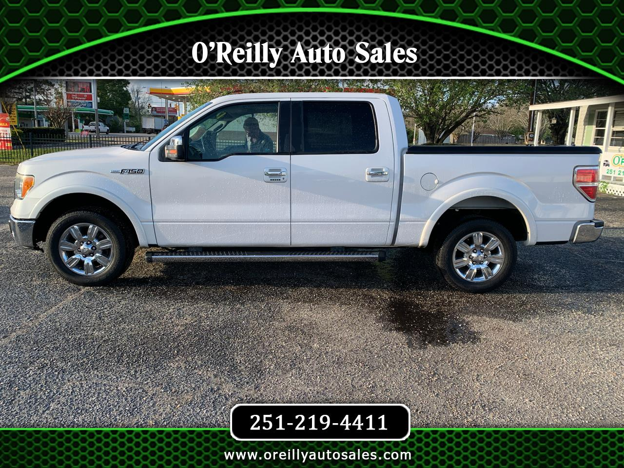 Ford F-150 Lariat SuperCrew 5.5-ft. Bed 2WD 2010