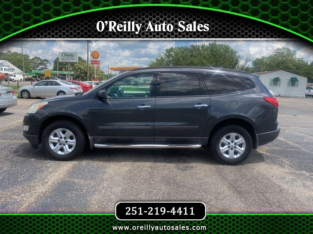 Chevrolet Traverse 1LT FWD 2011
