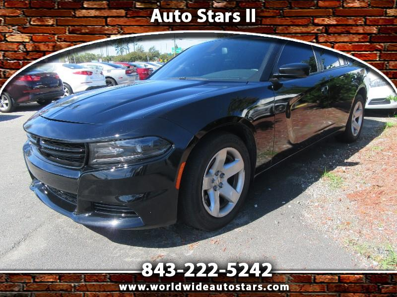 Dodge Charger Police 2017