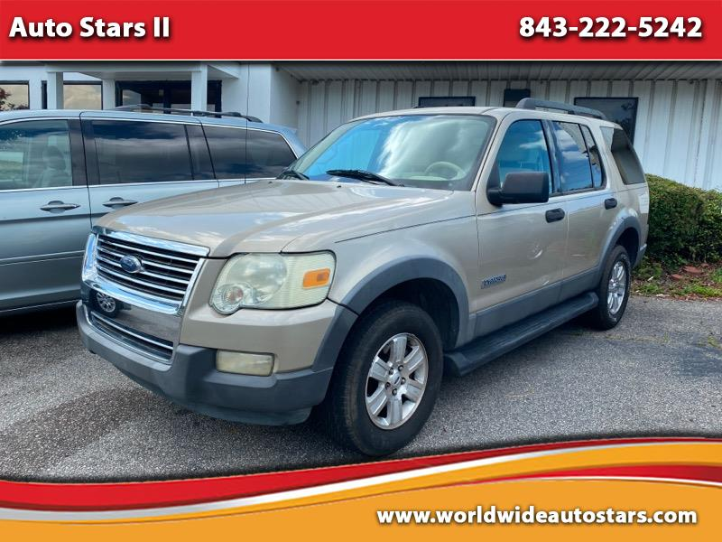 Ford Explorer XLT 4.0L 2WD 2006