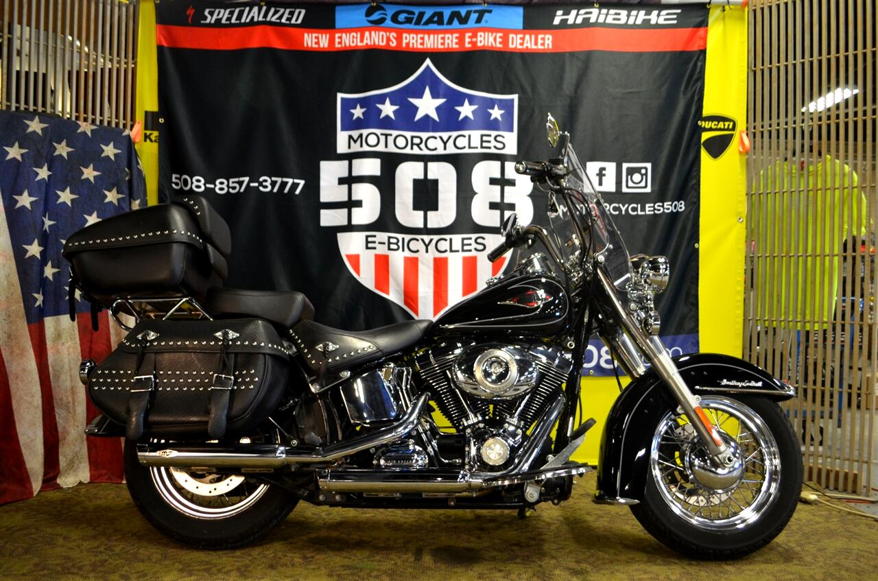 Harley-Davidson Heritage Softail Classic  2010