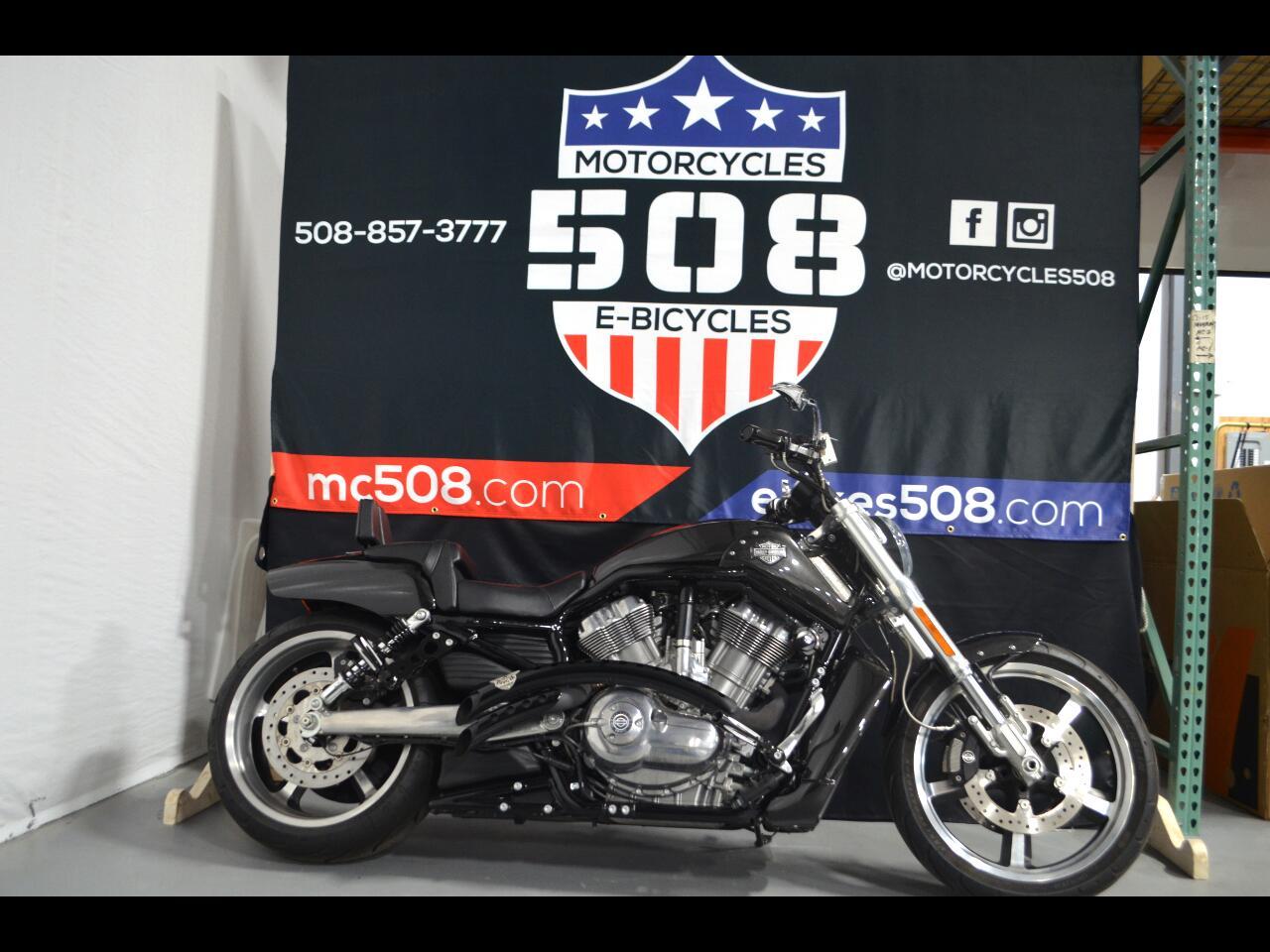 Harley-Davidson V-Rod  2015