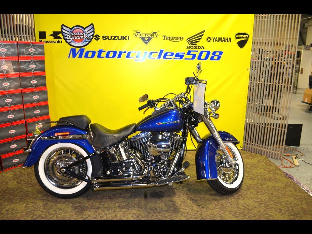 Harley-Davidson Softail Deluxe  2017