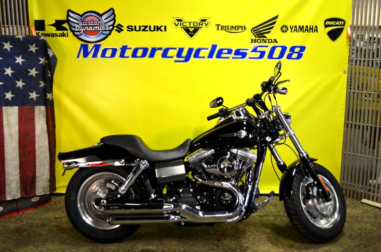 Harley-Davidson Dyna Fat Bob  2013