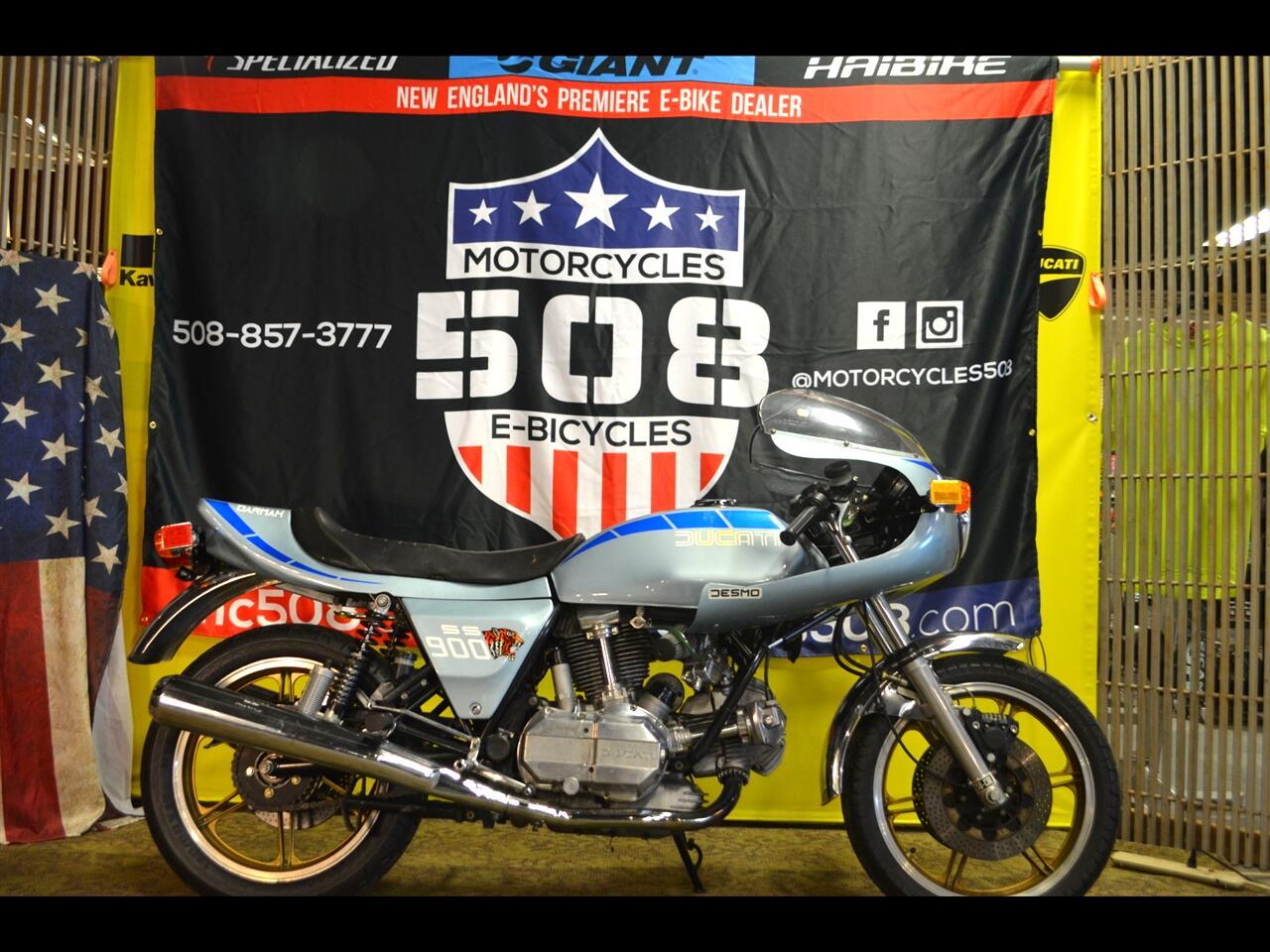 Ducati 900SS  1980