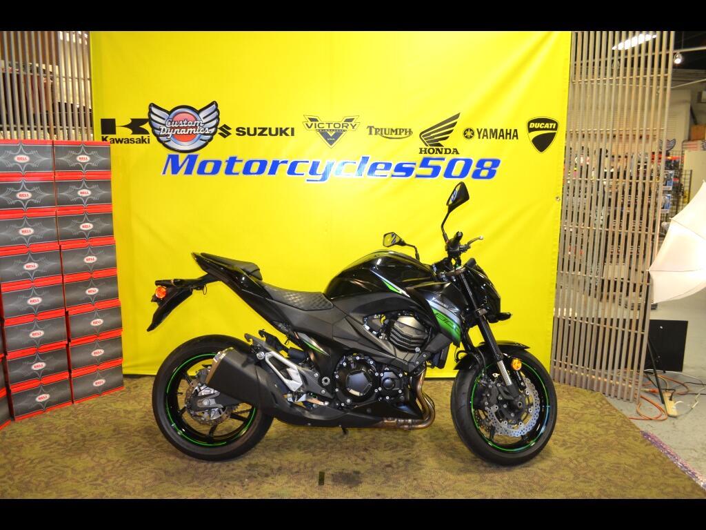 Kawasaki ZR800  2016