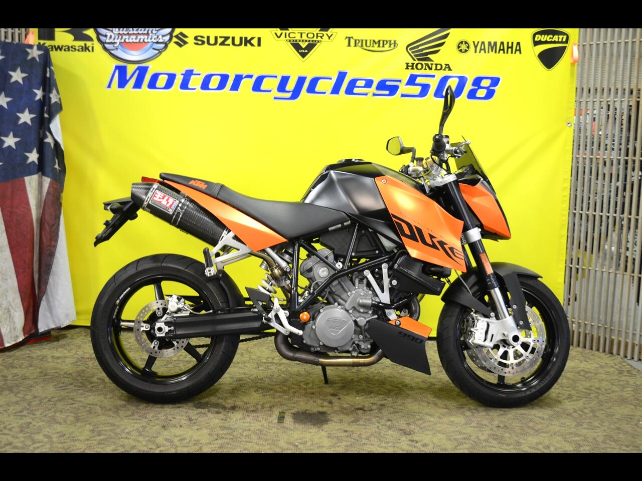 KTM 990 Super Duke  2008