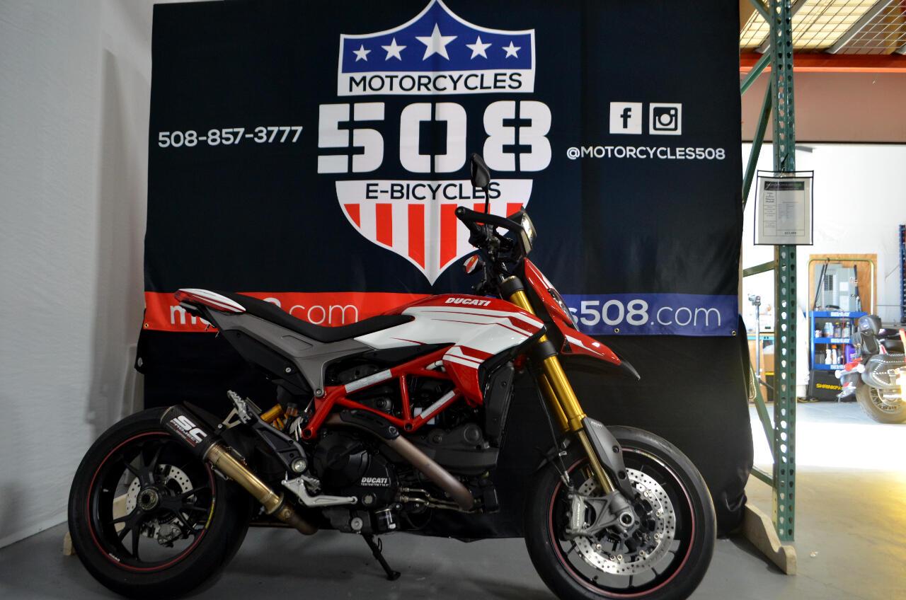 Ducati Hypermotard 939  2018