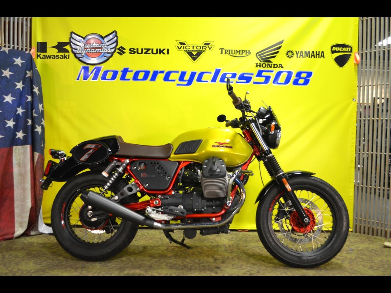 Moto Guzzi V7 II Racer  2015