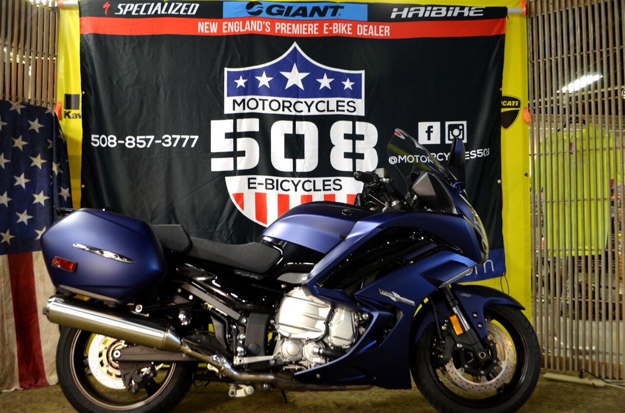 Yamaha FJR1300  2018