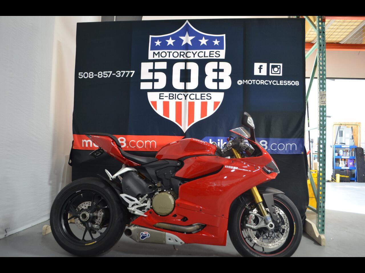 Ducati Superbike 1199 Panigale  2013