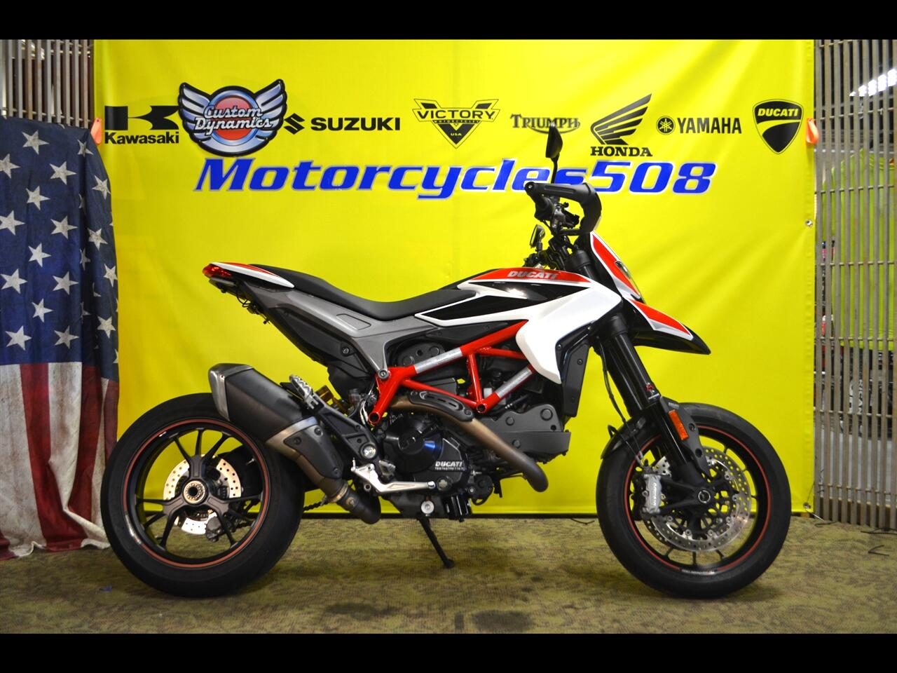 Ducati Hypermotard  2014