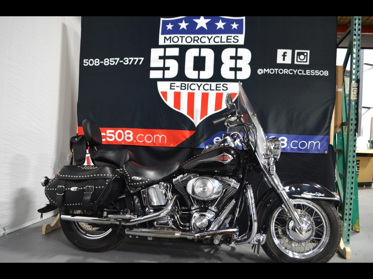Harley-Davidson Heritage Softail Classic  2001