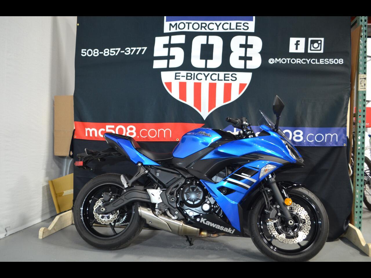 Kawasaki Ninja 650 ABS  2018