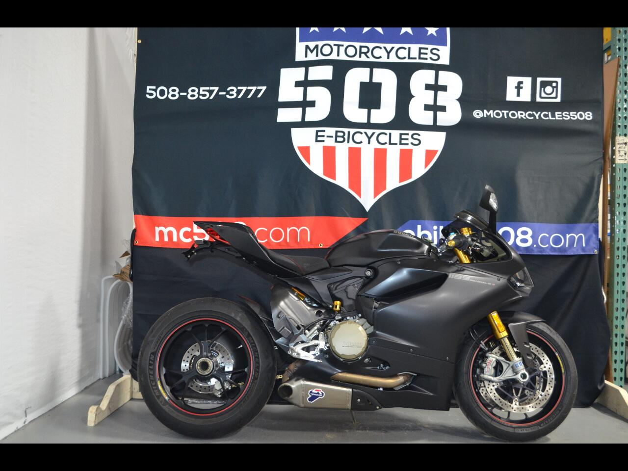 Ducati Superbike 1199 Panigale  2014
