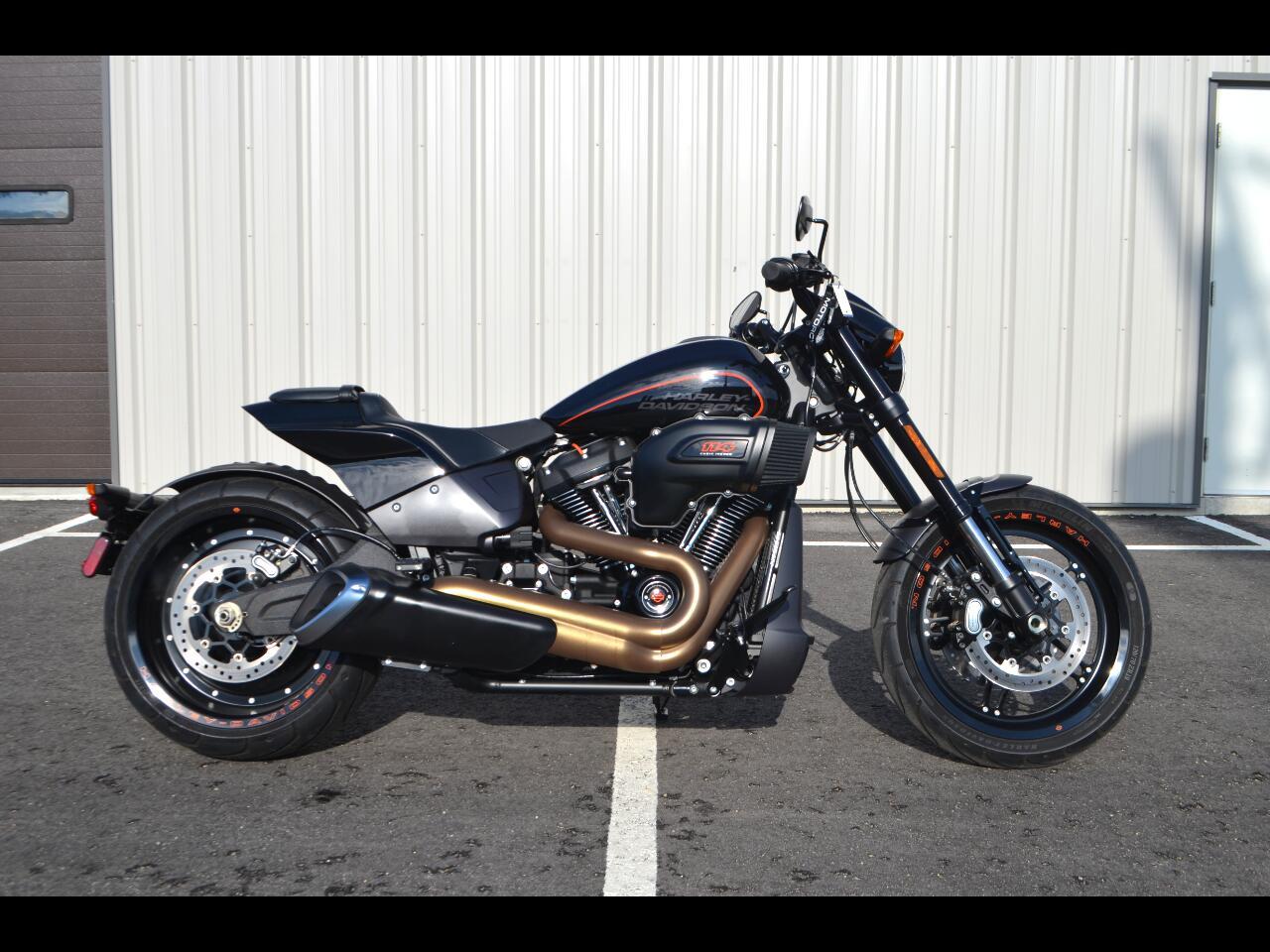 Harley-Davidson FXD  2019