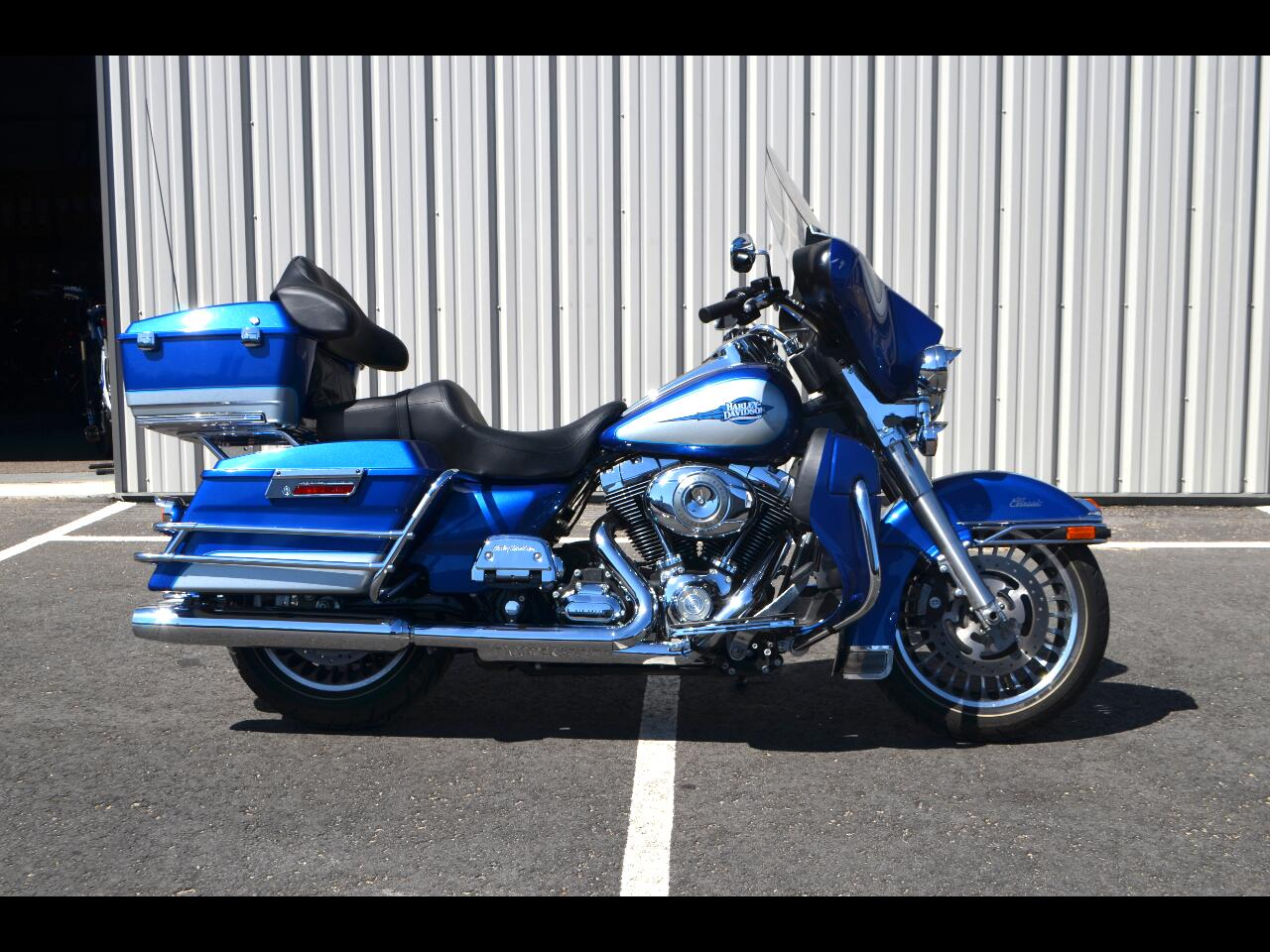 Harley-Davidson Electra Glide Classic  2010