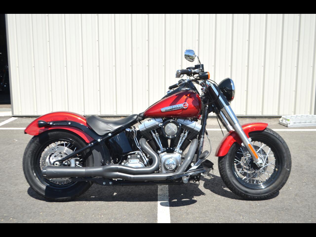 Harley-Davidson Softail Slim  2013