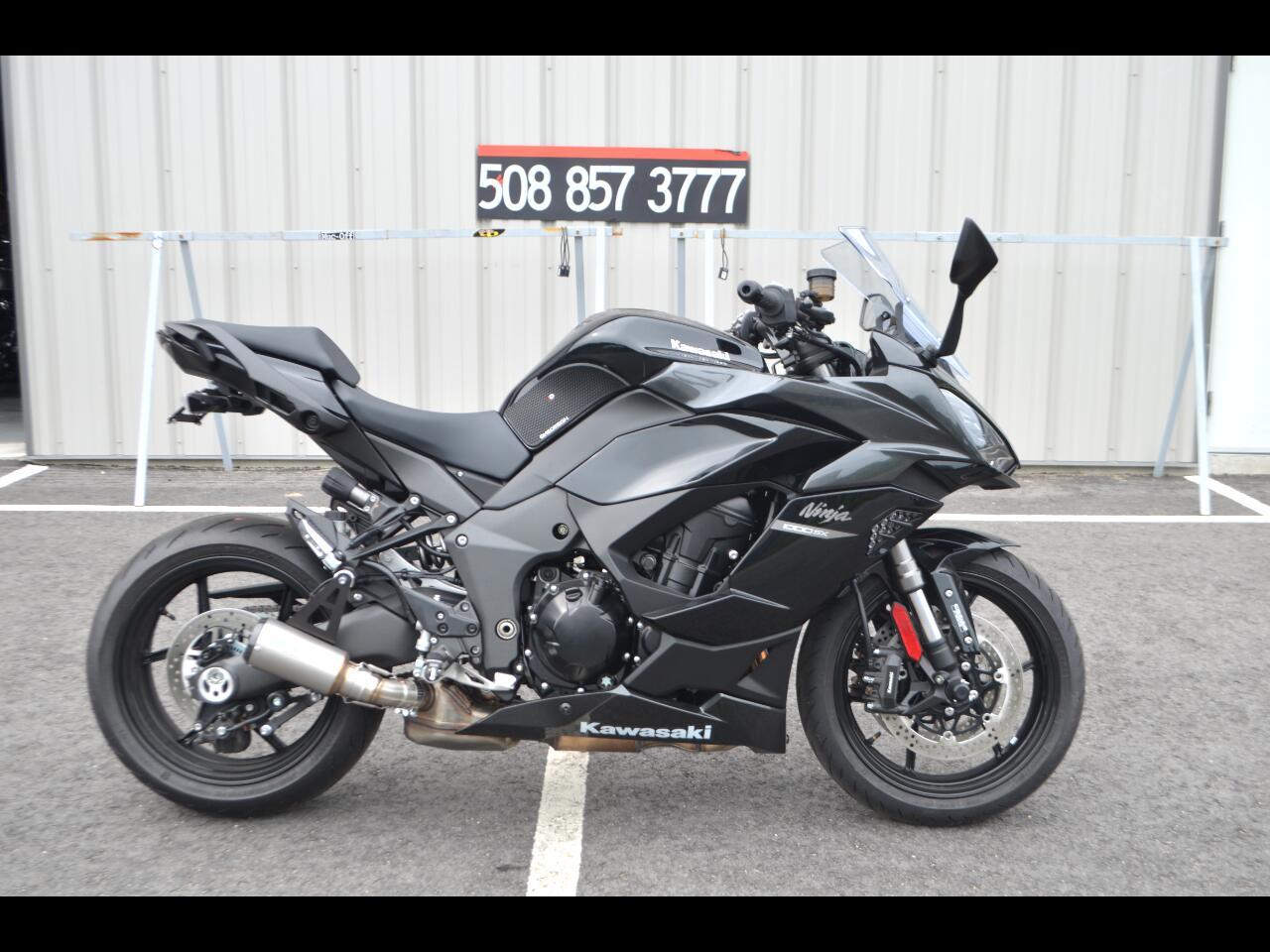 Kawasaki Ninja 1000  2021