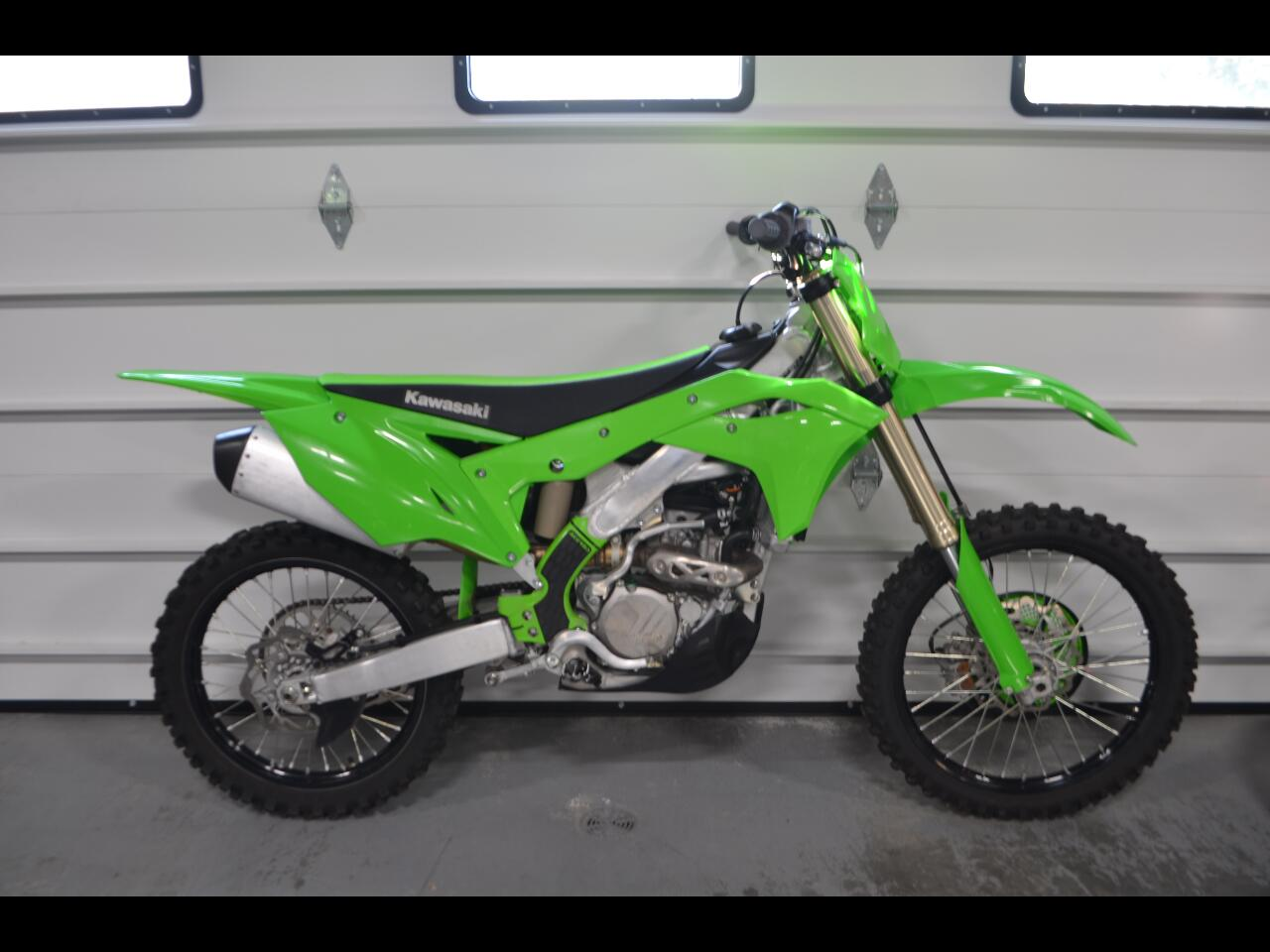 Kawasaki KX250-F  2020