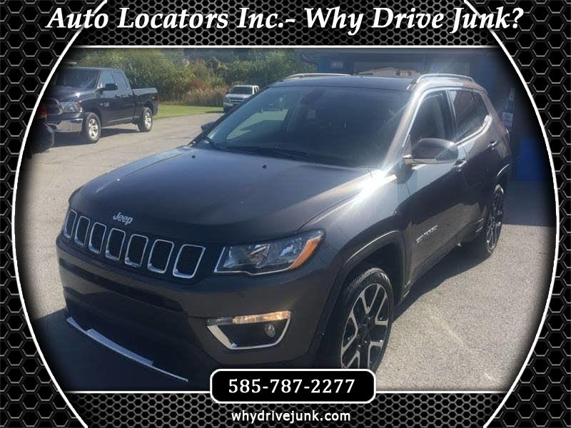 Jeep Compass Limited 4WD 2019