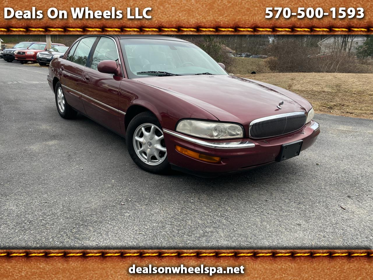 Buick Park Avenue 4dr Sdn 2001
