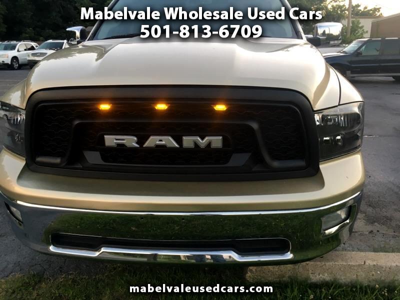 RAM 1500 Sport Quad Cab 2WD 2011