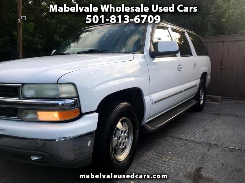 used 2003 chevrolet suburban 1500 2wd for sale in little rock ar 72204 mabelvale wholesale used cars used 2003 chevrolet suburban 1500 2wd