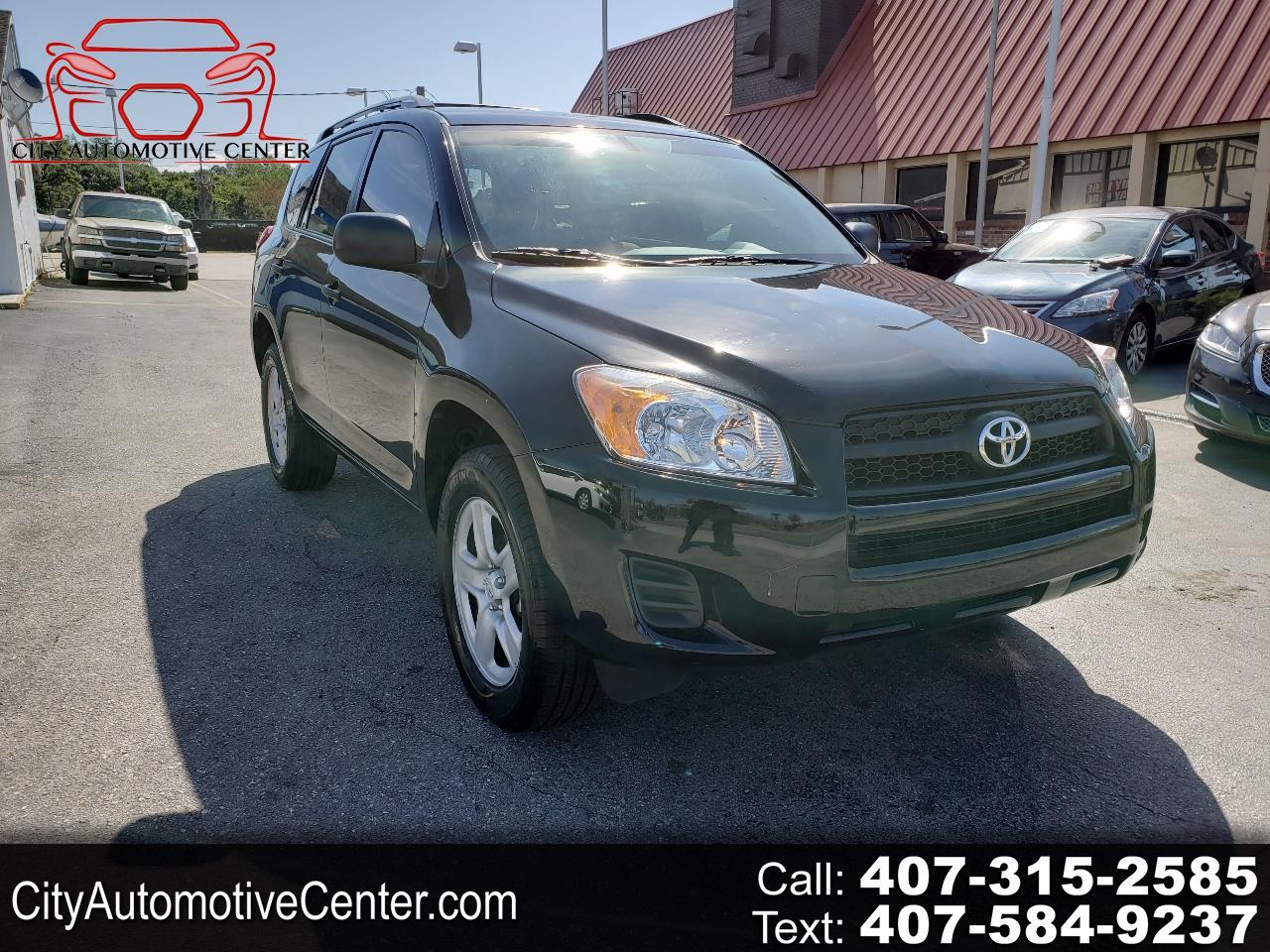 Toyota RAV4 Base I4 2WD 2010