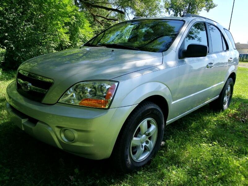 Kia Sorento LX 4WD 2009