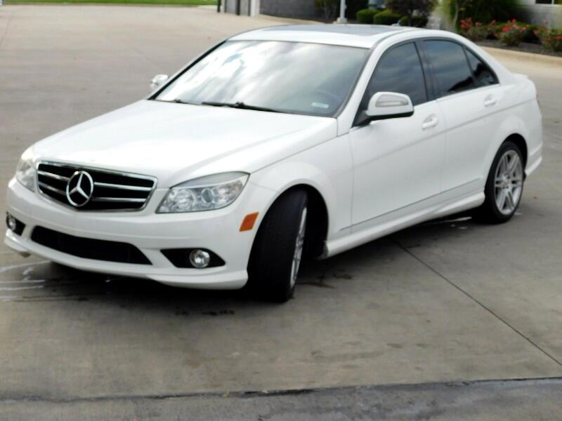 Mercedes-Benz C-Class C350 Sport Sedan 2008