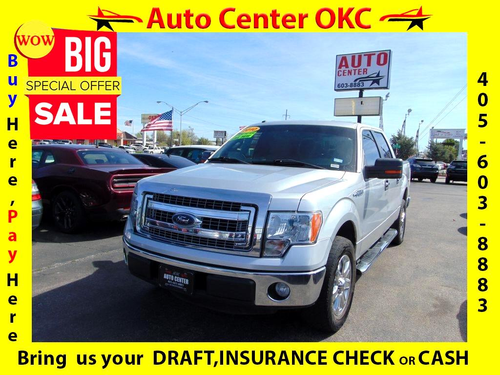 Ford F-150 XLT SuperCrew 6.5-ft Box 2WD 2013