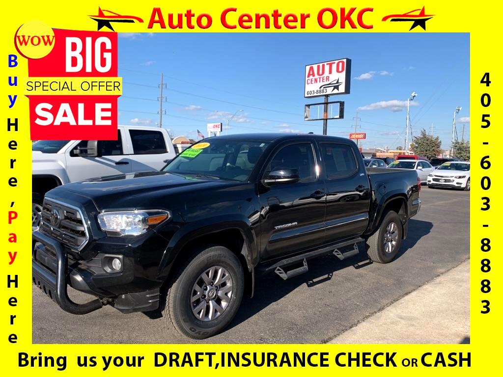 Toyota Tacoma 2WD TRD Off Road Double Cab 5' Bed V6 AT (Natl) 2019