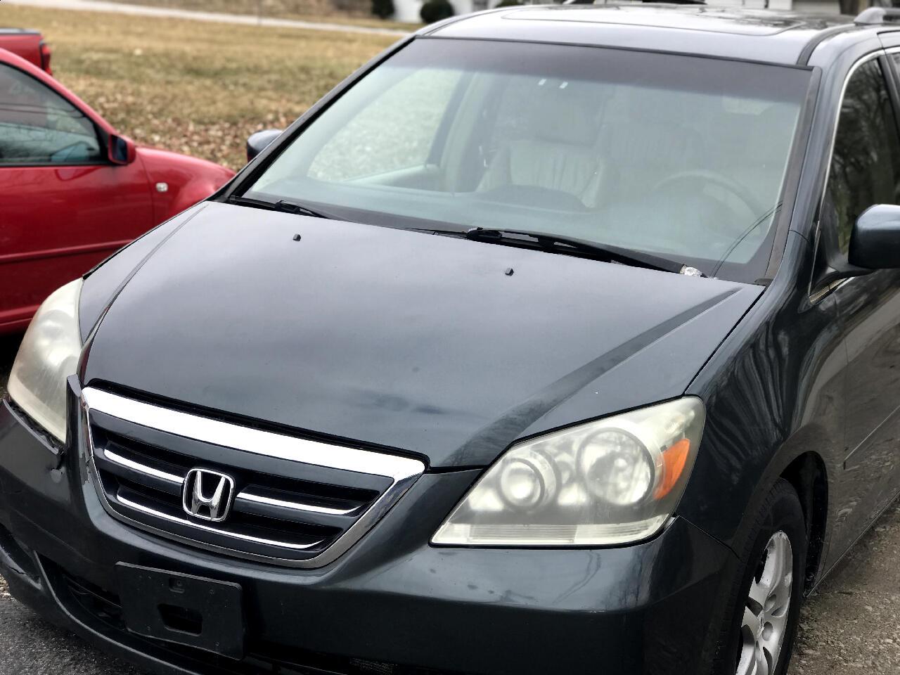 Honda Odyssey EX w/ Leather 2005
