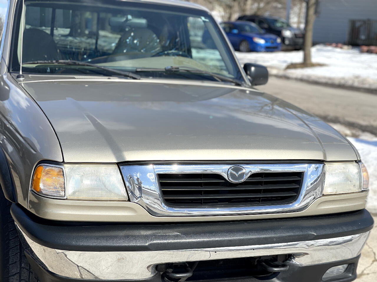 Mazda B-Series B4000 Cab Plus 4 Troy Lee 4WD 2000