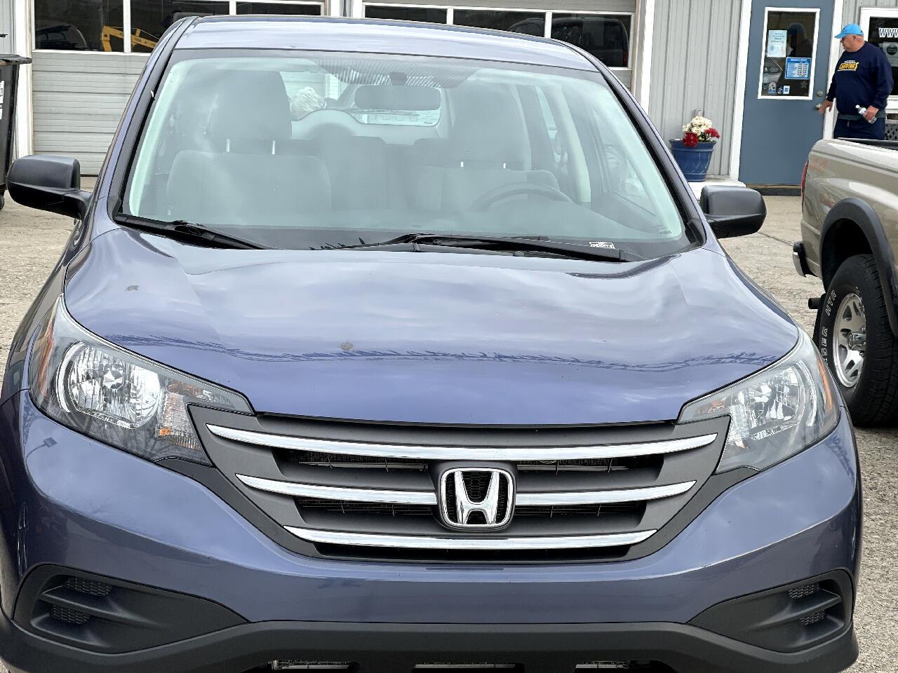 Honda CR-V LX 4WD 5-Speed AT 2013