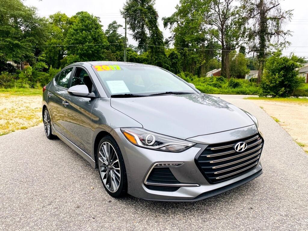 Hyundai Elantra 6AT 2017