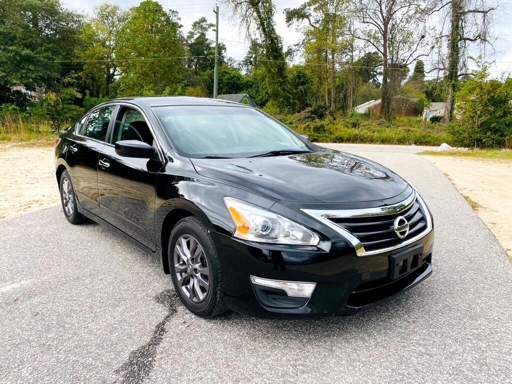 Nissan Altima 2.5 2015