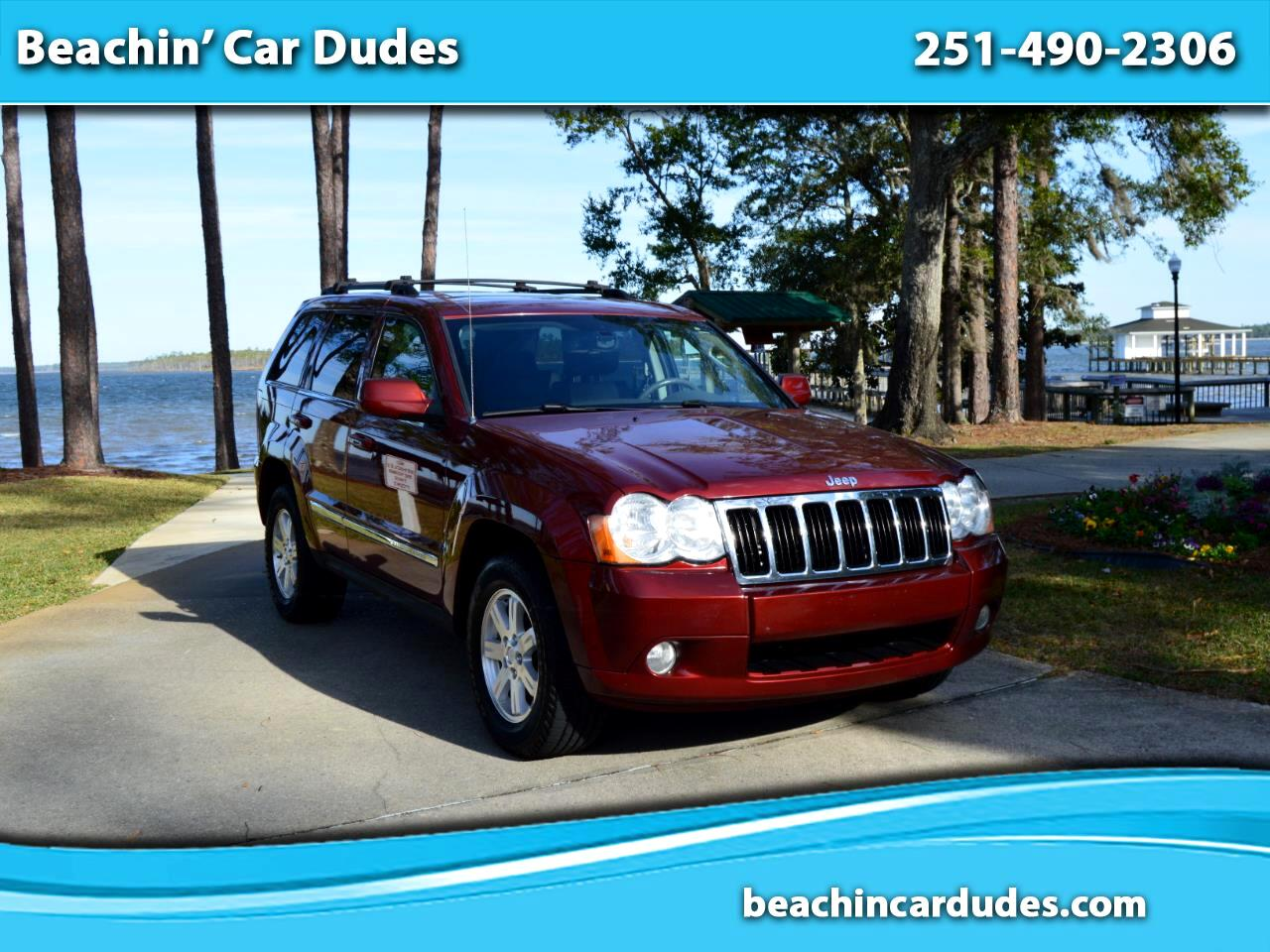 Jeep Grand Cherokee Limited 2WD 2008