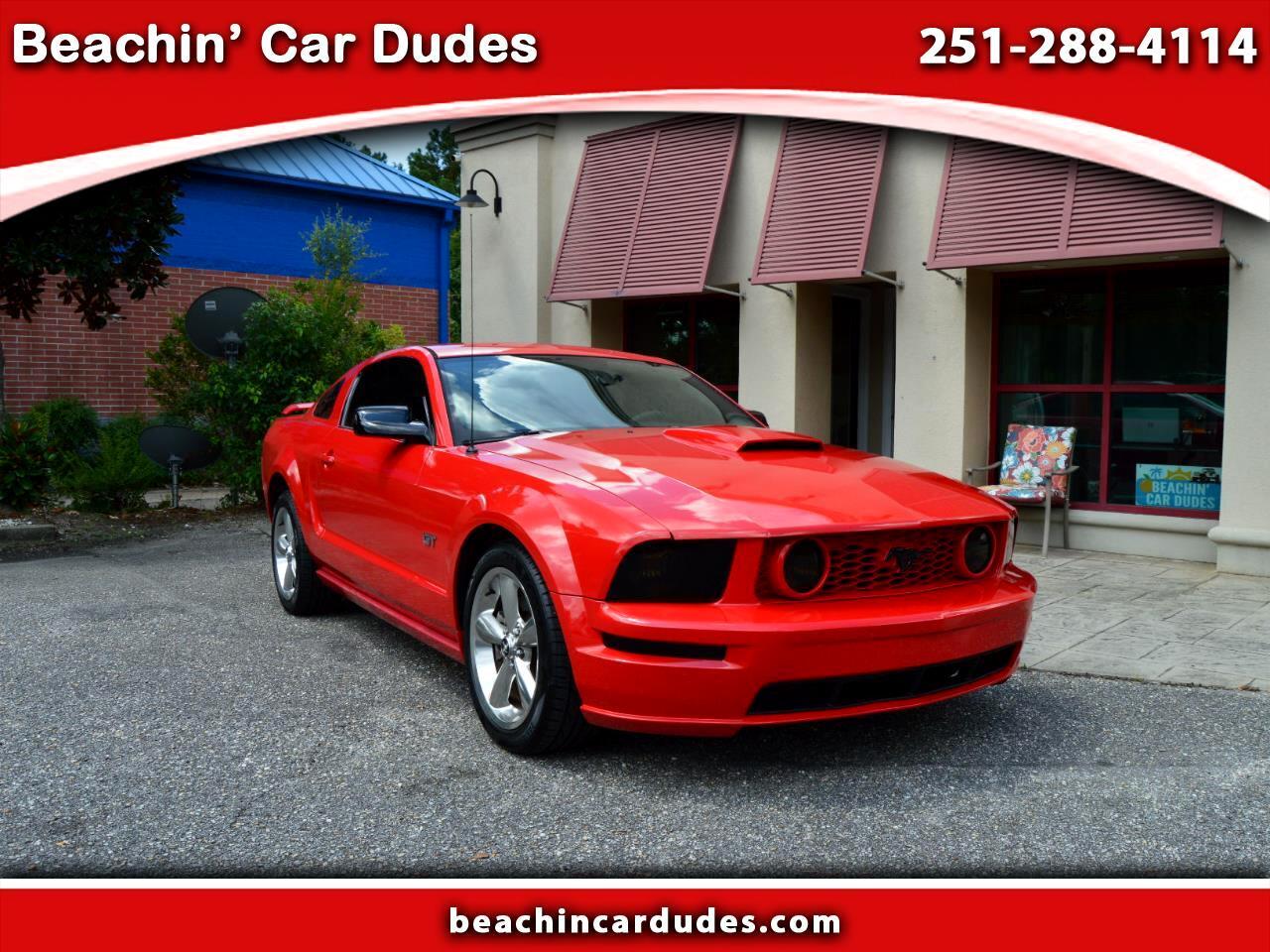 Ford Mustang GT Premium 2008