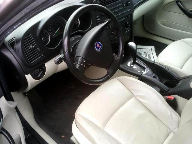2005 Saab 9-3 Linear Sport Sedan