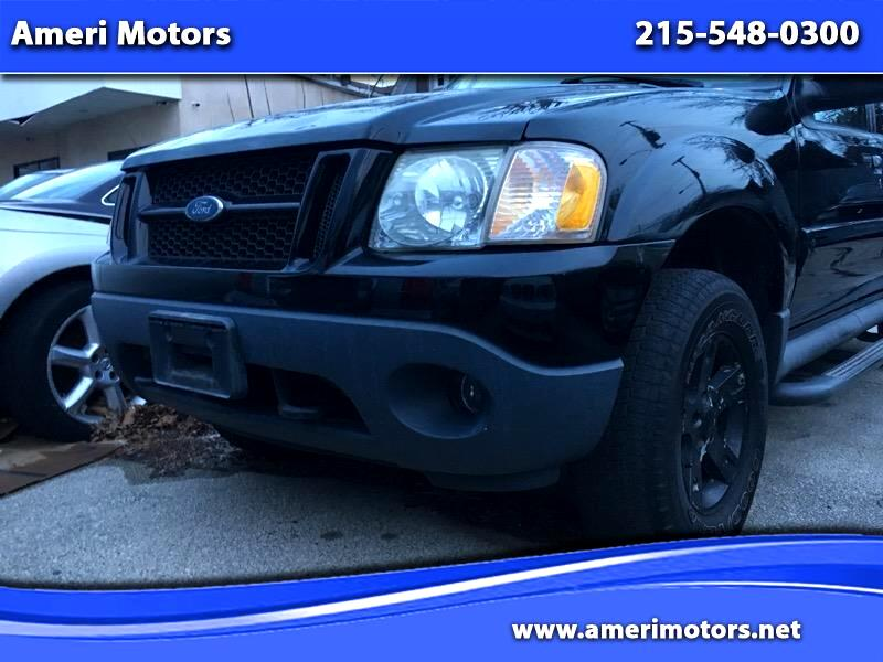 Ford Explorer Sport Trac 4WD 2005